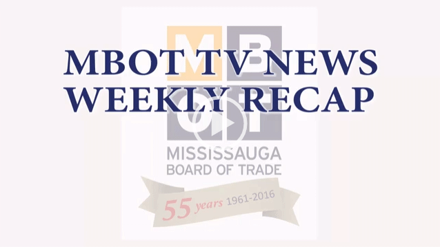 MBOT TV – Week Ending Oct 4, 2019 – Mississauga Residents Rate Quality of Life in the City